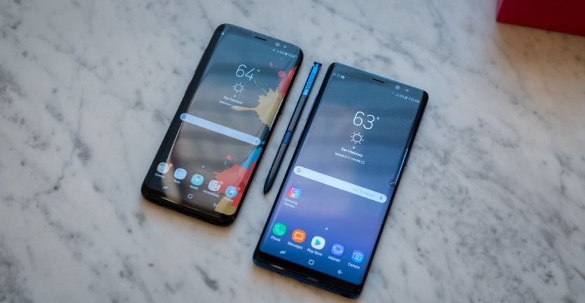 Pubg Mobile Hdr Note 8: Galaxy S8 Y S8+ Vs Note 8, ¿merece La Pena El Cambio?